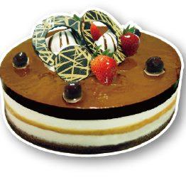 巧克力鳳梨提拉米蘇冰淇淋(MF16)