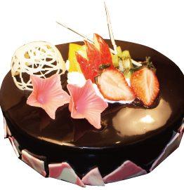 百香果巧克力慕斯餡 (巧克力腰果cake)(MF59)