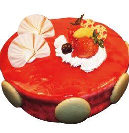 紫蘇梅優格餡 (香草cake)(MF60)