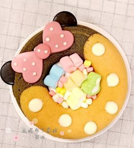 米妮布丁蛋糕