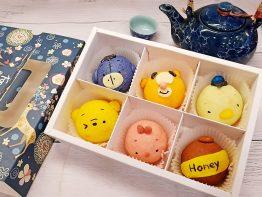 造型蛋黃酥禮盒